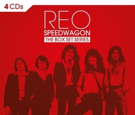 BOX SET SERIES REO Speedwagon, CD