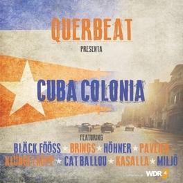 CUBA COLONIA QUERBEAT, CD