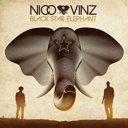 BLACK STAR ELEPHANT NICO & VINZ, CD
