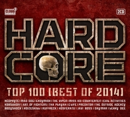 HARDCORE TOP 100 BEST.. .. OF 2014 V/A, CD