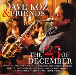 25TH OF DECEMBER THE 25TH OF DECEMBER KOZ, DAVE & FRIENDS, CD