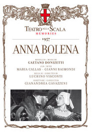 ANNA BOLENA GAVAZZENI/CALLAS/RAIMONDI//*2CD + BOOK* G. DONIZETTI, CD