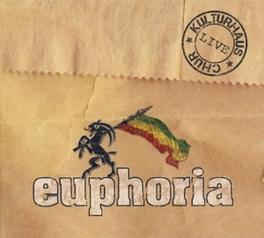 REGGAE US DA BERGA EUPHORIA, CD