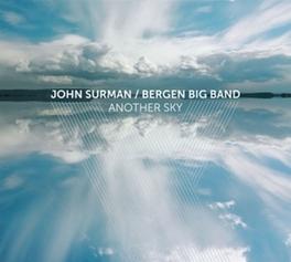 ANOTHER SKY BERGEN BIG BAND & JOHN SU, CD