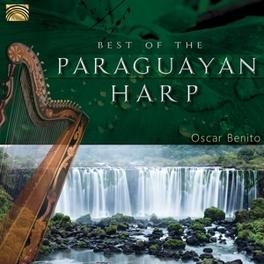 PARAGUAYAN HARP OSCAR BENITO, CD