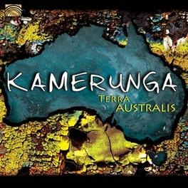 TERRA AUSTRALIS KAMERUNGA, CD
