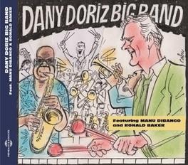 DANY DORIZ BIG BAND DANY DORIZ, CD