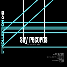KOLLEKTION 01-B COMPILED BY TIM GANE V/A, Vinyl LP