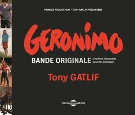 GERONIMO BY TONY GATLIF OST, CD