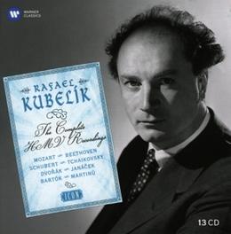 COMPLETE HMV ORCHESTRAL R ICON SERIES RAFAEL KUBELIK, CD