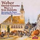 CLARINET CONCERTOS NO.1 & WURTTEMBURG CHAMBER ORCHESTRA/DAVID GLAZER