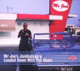 MR JOE'S JAMBALAYA 60 GLORIOUS TRACKS OF SOUTHERN SOUL & BLUES V/A, CD