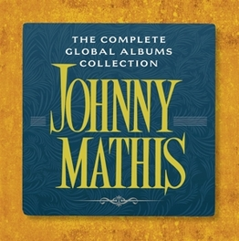 COMPLETE GLOBAL ALBUMS.. .. COLLECTION Johnny Mathis, CD