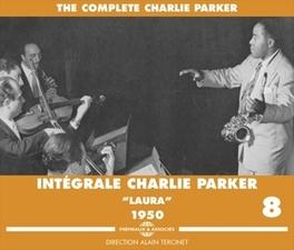 INTEGRALE VOL.8 CHARLIE PARKER, CD