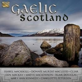 GAELIC SCOTLAND V/A, CD