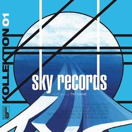 KOLLEKTION 01-A COMPILED BY TIM GANE V/A, Vinyl LP