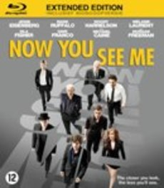 Now you see me, (Blu-Ray) MOVIE, Blu-Ray