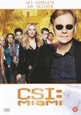 CSI Miami - Seizoen 10, (DVD)