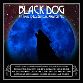 BLACK DOG A TRIBUTE TO LED ZEPPELIN'S GREATEST HITS LED ZEPPELIN.=TRIBUTE=, CD