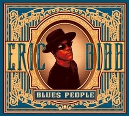 BLUES PEOPLE FT. BLIND BOYS OF ALABAMA, TAJ MAHAL, J.J. MILTEAU ERIC BIBB, CD