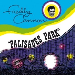 PALISADES PARK 1962 ALBUM FREDDY CANNON, Vinyl LP