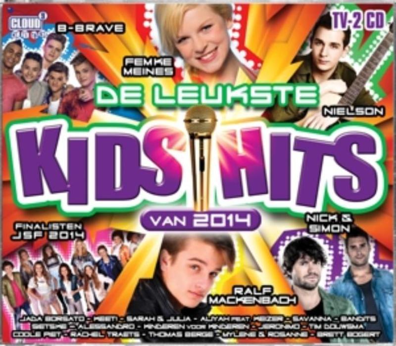 DE LEUKSTE KIDS HITS.. .. VAN 2014 VAN HET JAAR V/A, CD
