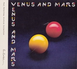 VENUS AND MARS DISC 1: REMASTERED / DISC 2: BONUS AUDIO (14 TRACKS) WINGS, CD