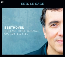 LAST THREE SONATAS ERIC LE SAGE L. VAN BEETHOVEN, CD