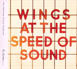 AT THE SPEED OF SOUND DISC 1: REMASTERED / DISC 2: BONUS AUDIO 7 UNREL.TRACKS WINGS, CD