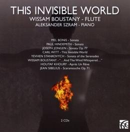INVISIBLE WORLD WISSAM/ALEKSANDE BOUTAMY, CD