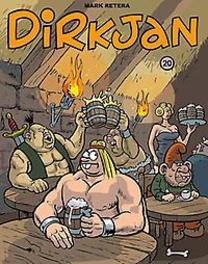Dirkjan: 20 DIRKJAN, Retera, Mark, Paperback