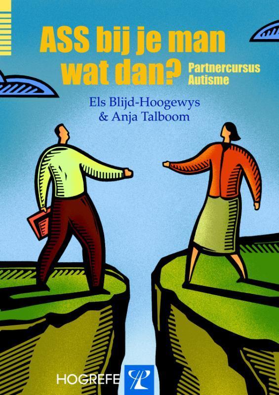 ASS bij je man, wat dan? partnercursus autisme, Blijd-Hoogewys, Els, Paperback