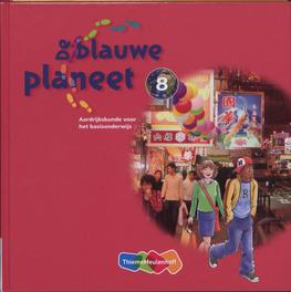 De blauwe planeet 2e druk Leerboek 8 Hardcover