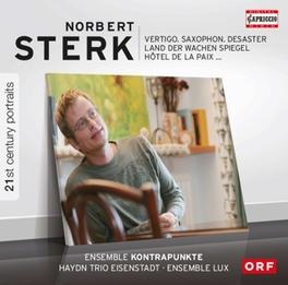 21ST CENTURY PORTRAITS ENSEMBLE KONTRAPUNKTE/ENSEMBLE LUX/HAYDN TRIO EISENSTAD NORBERT STERK, CD