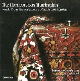 HARMONIOUS THURINGAN TERENCE CHARLSTON, CD