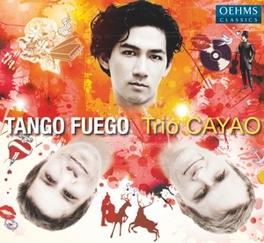 TANGO FUEGO TRIO CAYAO JARKKO RIIHIMAKI, CD