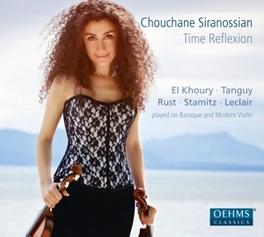 TIME REFLEXION CHOUCHANE SIRANOSSIAN, CD