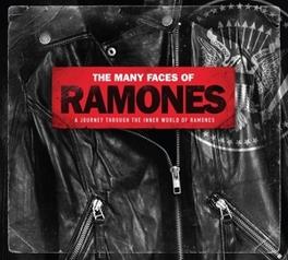 MANY FACES OF RAMONES W/ RAMONES, DEE DEE RAMONE, MARKY RAMONE, RAMONES.=V/A=.=TRIB=, CD