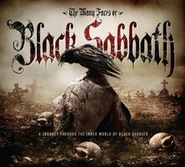MANY FACES OF.. THE MANY FACES OF BLACK SABBATH BLACK SABBATH.*V/A*, CD