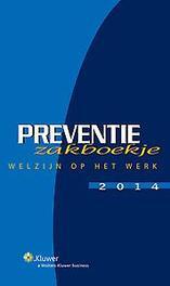 Preventiezakboekje welzijn op het werk 2015 Paperback