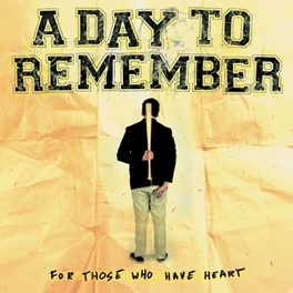 FOR THOSE WHO HAVE HEART CLEAR GREEN VINYL A DAY TO REMEMBER, Vinyl LP