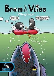 BROM & VLIEG 01. VLIEGANGST BROM & VLIEG, HAAN, SANDRA DE, Paperback