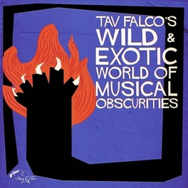 TAV FALCO'S WILD &.. WORLD OF MUSICAL OBSCURITIES V/A, CD