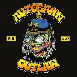 ARE YOU ONE TOO AUTOBAHN OUTLAW, Vinyl LP