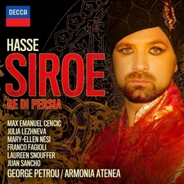 SIROE MAX CENCIC J.A. HASSE, CD