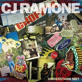 7-UNDERSTAND ME? -2TR- CJ RAMONE, SINGLE