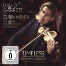 PLAYS BRAHMS.. -CD+DVD- PLAYS BRAHMS & BRUCH//ZUBIN MEHTA//LIMITED EDITION