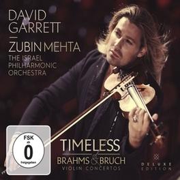 PLAYS BRAHMS.. -CD+DVD- PLAYS BRAHMS & BRUCH//ZUBIN MEHTA//LIMITED EDITION David Garrett, CD