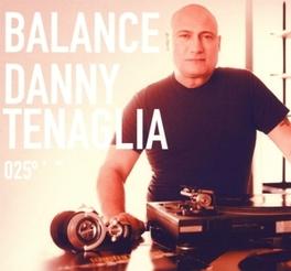 BALANCE 025 MIXED BY DANNY TENAGLIA V/A, CD