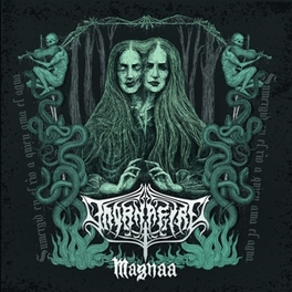 MAGNAA THORNAFIRE, CD